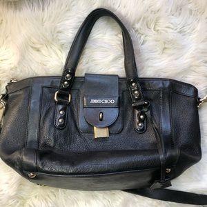 Jimmy Choo • Padlock Bag